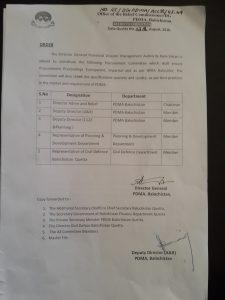 Procurement Committee